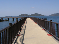 海上遊歩道