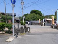 江戸屋横町入口