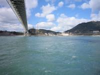 関門海峡景色